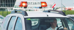 Agents de parc de l'Aéroport de Lille