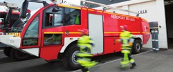 Pompiers de l'Aéroport de Lille