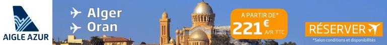 Lille - Alger, Lille - Oran