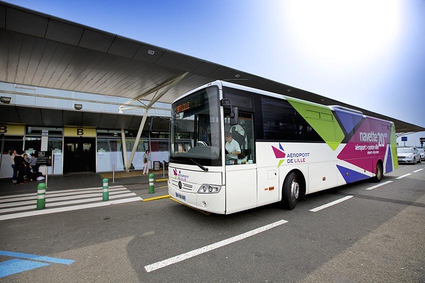 Aéroport de Lille Shuttle