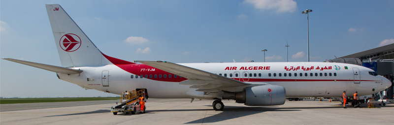 Illustration Air Algerie