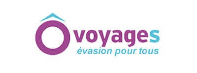 Logo Ô Voyages