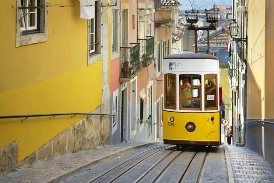 Beeld Lissabon