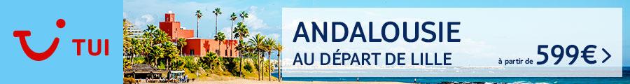 TUI - Andalousie