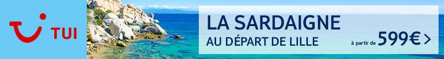 TUI - Sardaigne