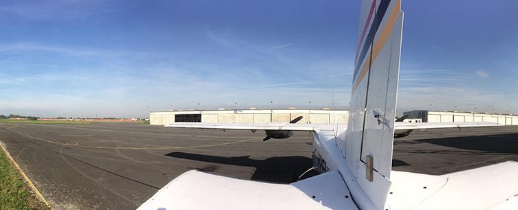 Aviation de loisirs Aéroport de Lille
