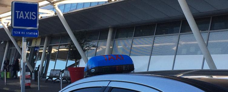 Taxis Aéroport de Lille