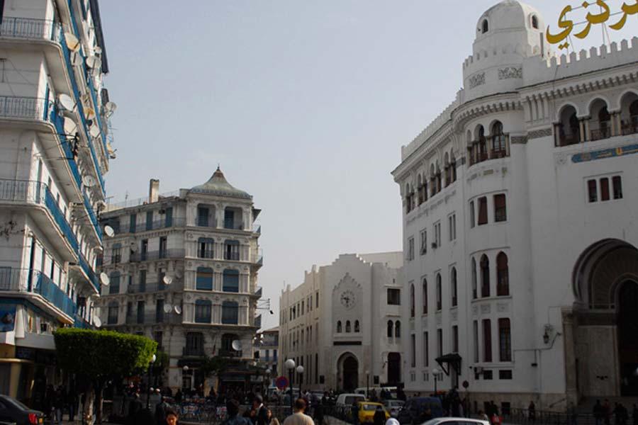 Picture Algiers
