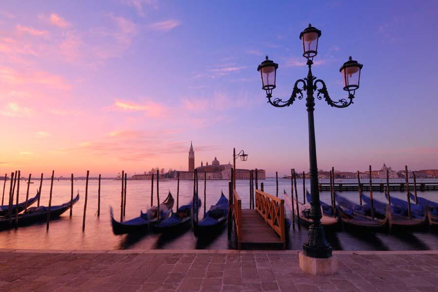Beeld Venetië